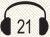 אוזניות 21