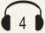 אוזניות 4