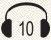 אוזניות 10