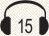 אוזניות 15